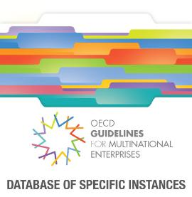 MNE Guidelines database image with visual signature