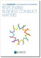 MNE Guidelines - Responsible business conduct matters