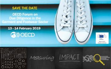 2019 OECD Forum on Due Diligence in the Garment and Footwear Sector