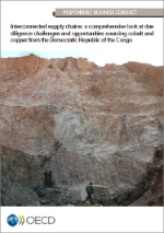 Interconnected supply chains: a comprehensive look at due diligence challenges and opportunities sourcing cobalt and copper from the Democratic Republic of the Congo