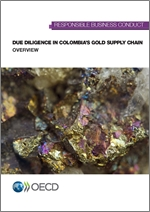 Due diligence in Colombia's gold supply chain
