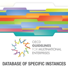 MNE Guidelines website: Database 220 x 220